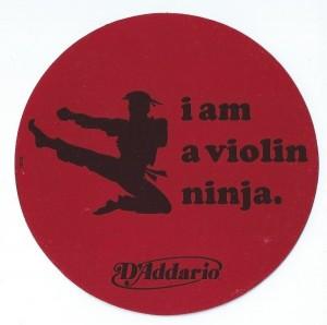 ViolinNinja